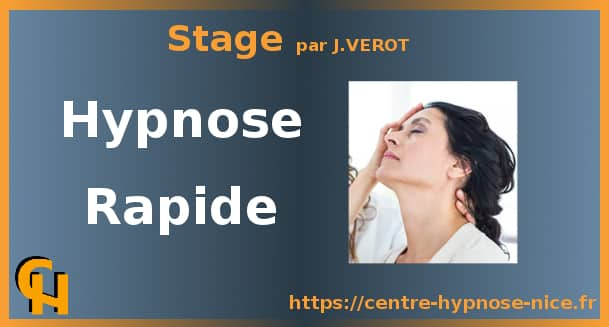 Formation Hypnose Rapide